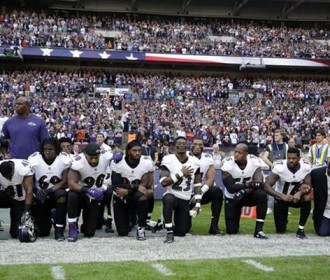 You Think -- Ravens President Suggests London Protest Could Have Played Part In Season Ticket No-Shows
