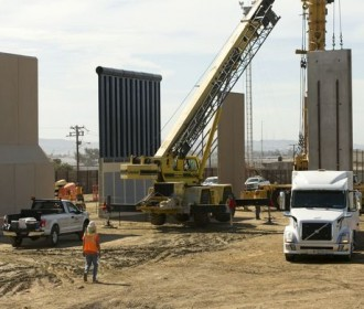 First look at 8 possible versions of America's border wall