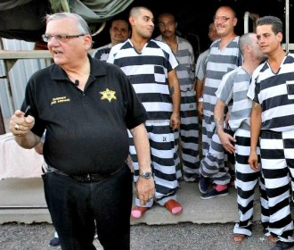 Sheriff Arpaio Predicts War on Police: 'I'm afraid it's going to spread across the nation'