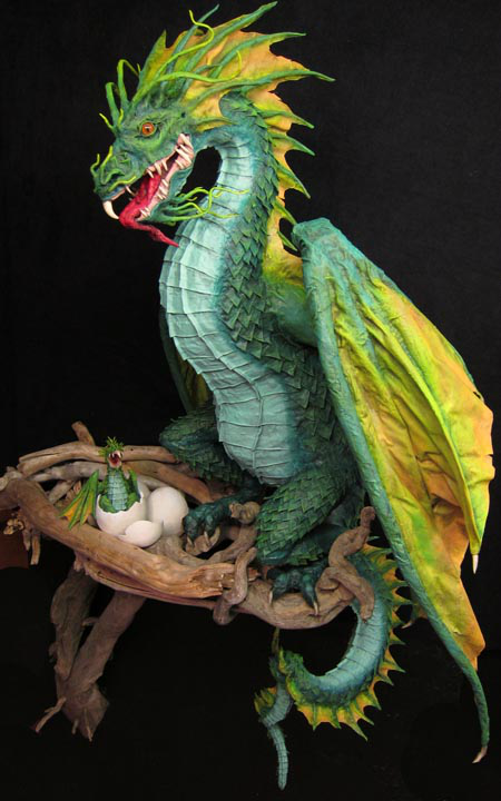 paper mache dragon finished3small 08k5
